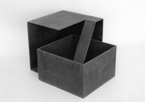 Casa - Sculpture en acier corten, 2001 - Pierre Hémery